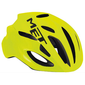 MET Rivale Bike Helmet yellow